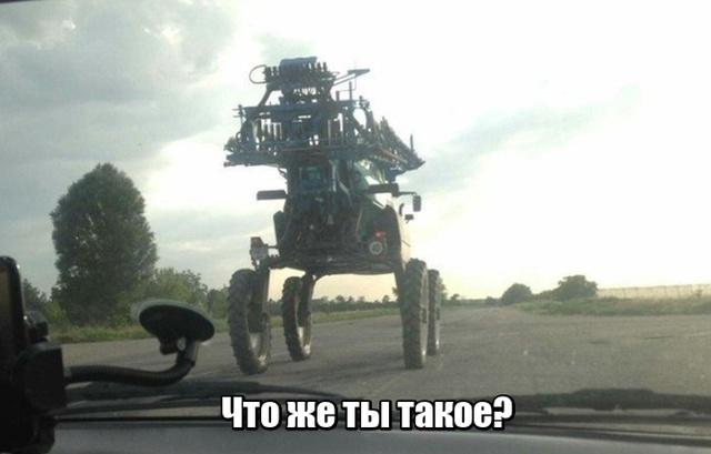 Неуж-то восстание машин сейчас началось? (18 фото)