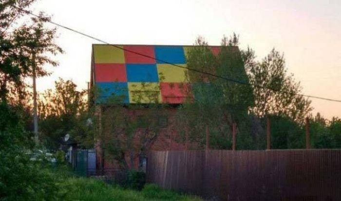 Такое возможно только в России. часть 32 ( 40 фото )