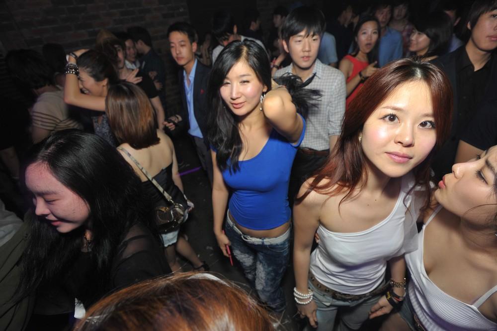 Клубы Кореи