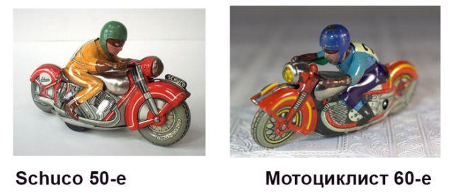 Русские игрушки, какие оказались копиями иностранных (14 иллюстраций)