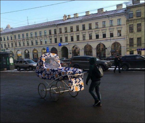 Такое возможно только в России. часть 36 ( 36 фото )