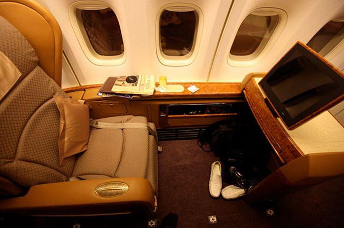 Полеты первым классом (61 фото)