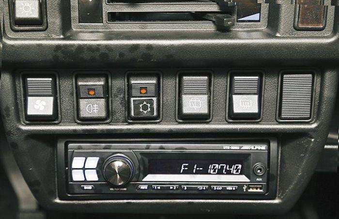 Первые снимки отечественного внедорожника Lada 4x4 Urban (5 фото)