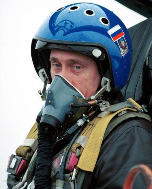 Жизнедеятельность Владимира Путина глазами американцев (30 фото)