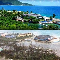 Последствия торнадо «Ирма» (16 фото)