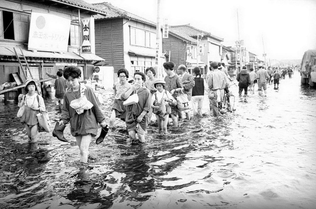 Мир 50 лет назад