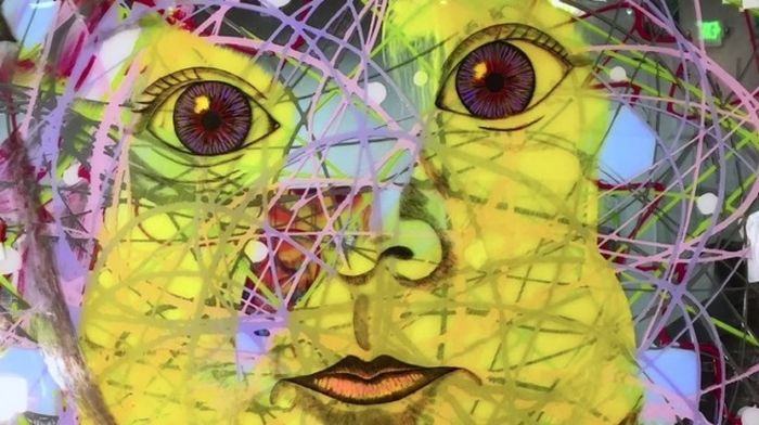 Джим Керри занялся созданием полотен (7 фото + видеоматериал)