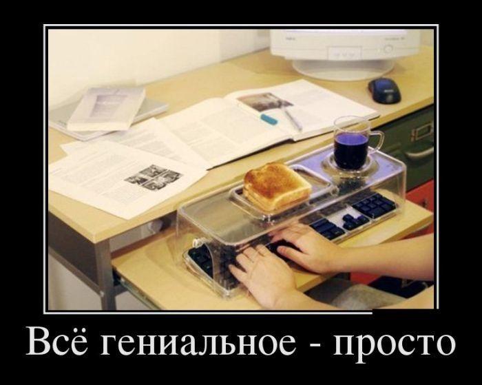 Смешные и умные демотиваторы. 487 ( 30 фото )