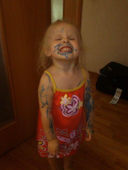 Смешные детские копии (42 фото)
