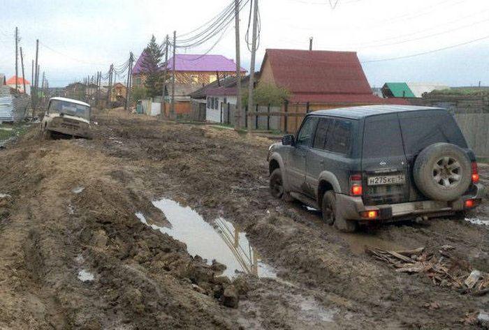 Такое возможно только в России. часть 34 ( 37 фото )
