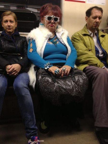 """Странные """"модники"""" из соц сетей (43 фото)"""