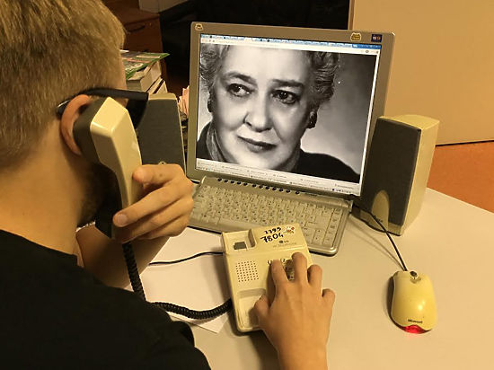 Призрак Фаины Раневской принялся звонить известным актерам