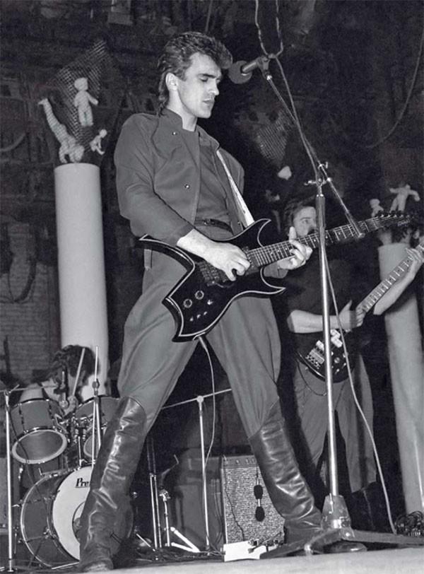 Вячеслав Бутусов, 1988 год