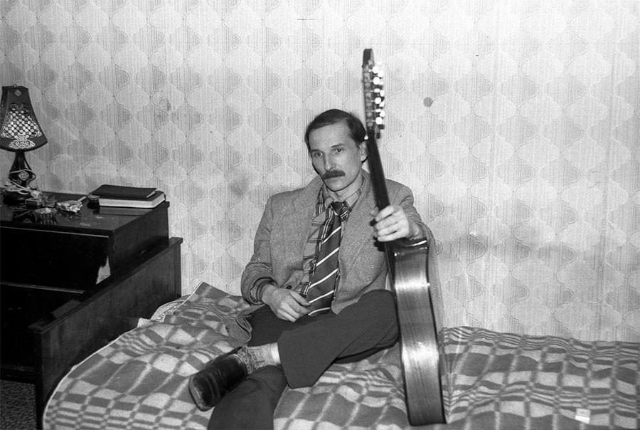 Петр Мамонов, 1985 год