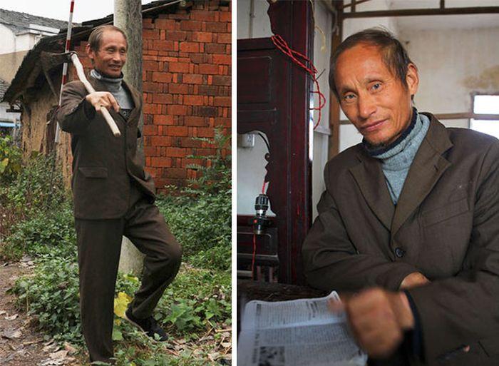 Двойники известных людей из различных государств мира (40 фотографий)