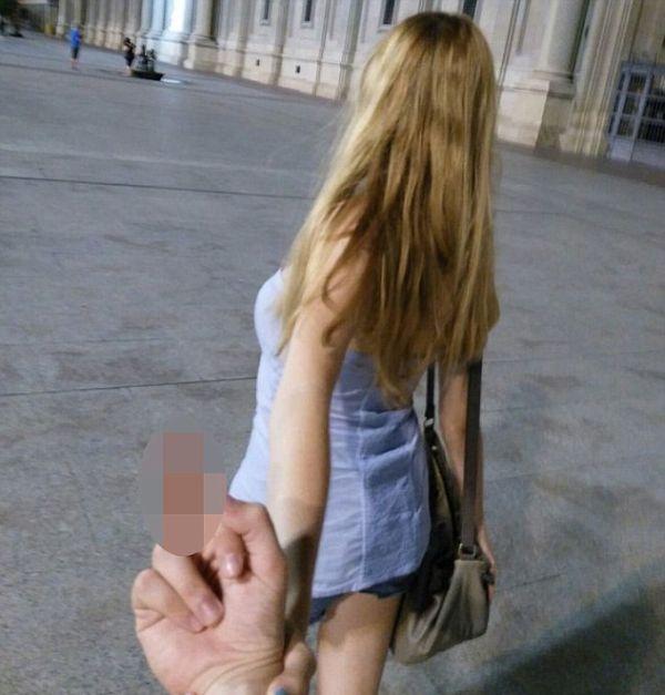 Незадачливые романтические фото (11 снимков)