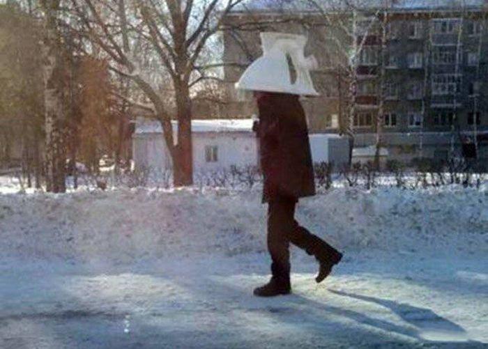 Такое возможно только в России. часть 30 (41 фото)