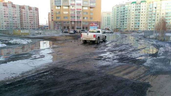 Такое возможно только в России. часть 31 (38 фото)
