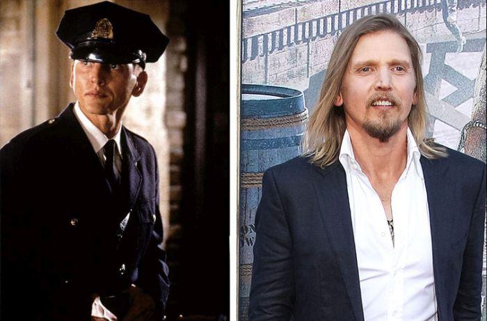 Актеры трагедии «Зеленая миля» 18 лет после (13 фото)