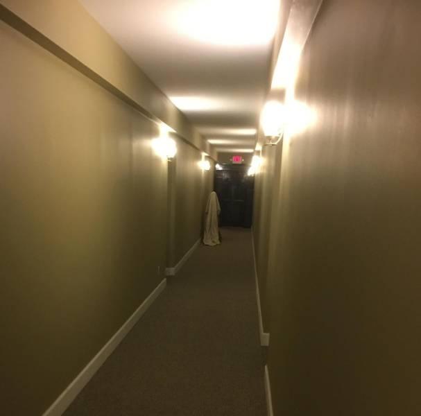 Зловещие и устрашающие фото (38 снимков)