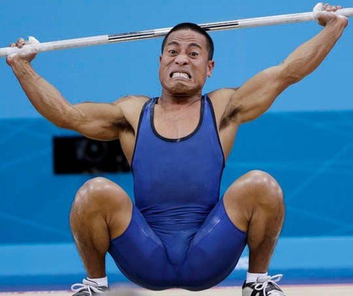 Забавные и смешные спортсмены на соревнованиях ( 70 фото )