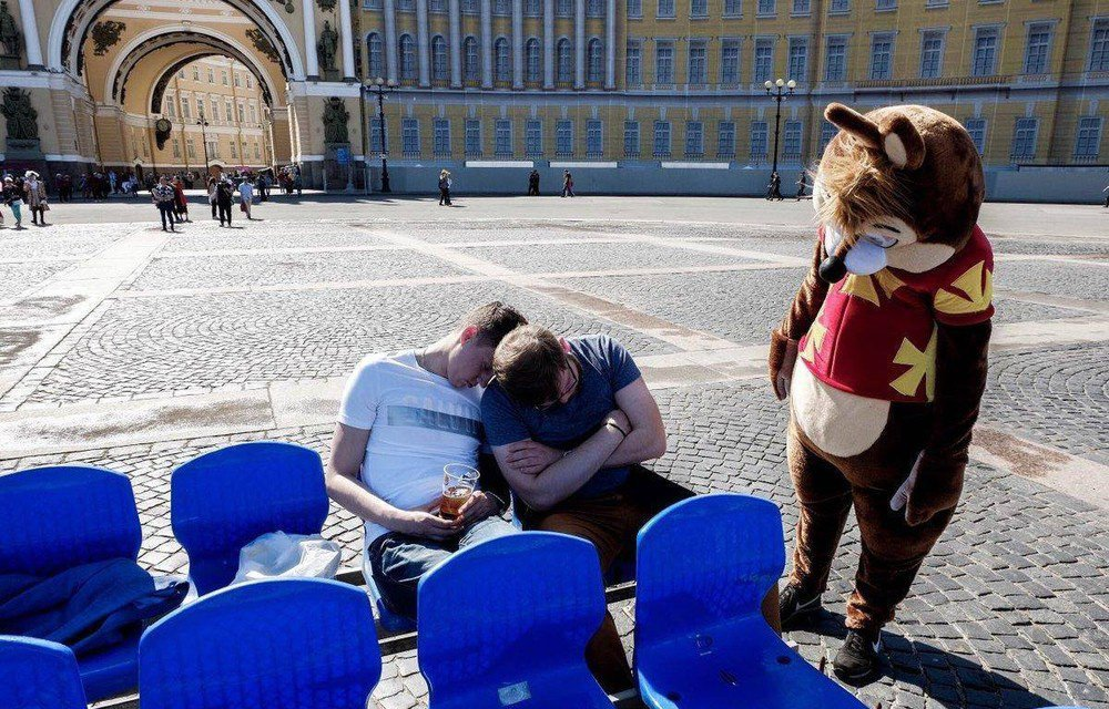 Такое возможно только в России. часть 43 ( 51 фото )