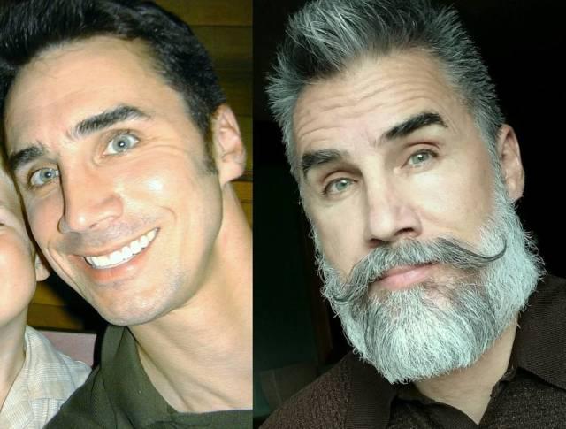 Как сильно меняет мужчину борода (22 фото)