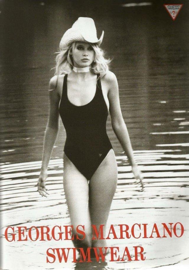 Клаудия Шиффер, 1989 г.