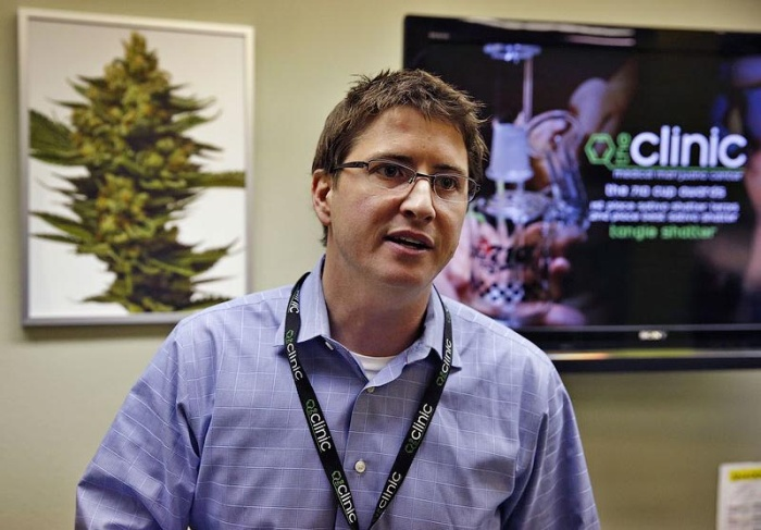 В Колорадо было продано марихуаны на миллион долларов (10 фото)