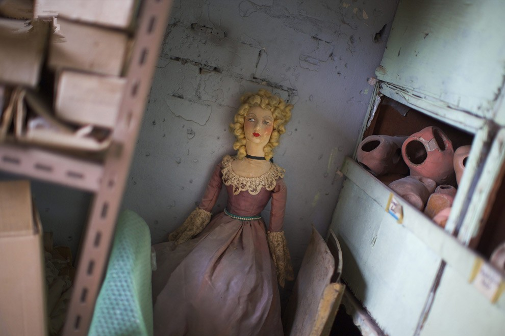 Sydney's Doll Hospital