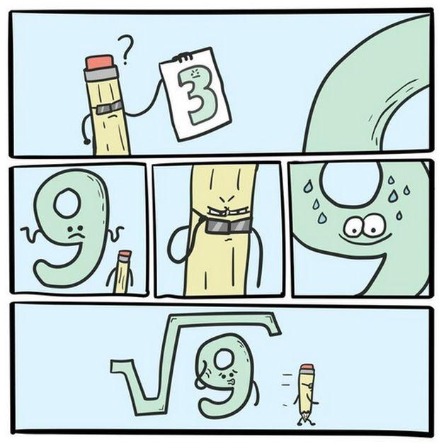 Смешные и забавные комиксы. часть 141 ( 20 комиксов )
