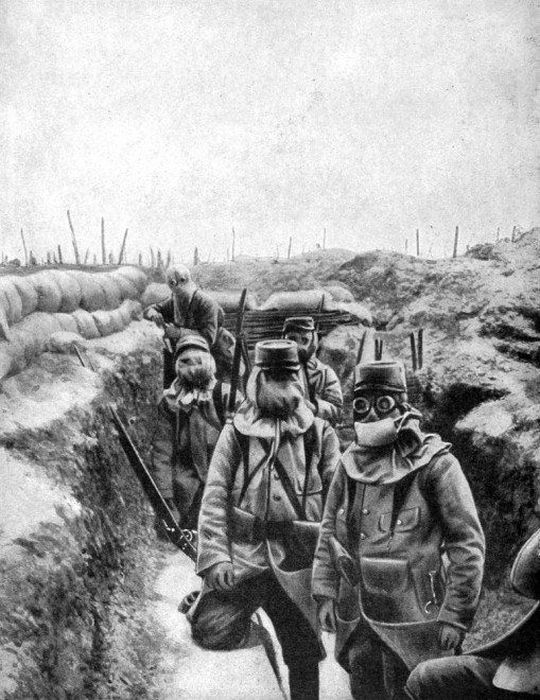Архивные фотографии Первой Мировой войны (62 фото)