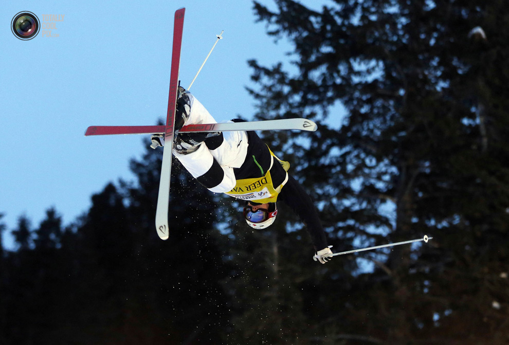 Coolest Sports Photos Of January 2014