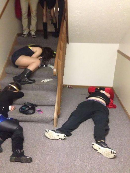 отдыхают зарубежные студенты