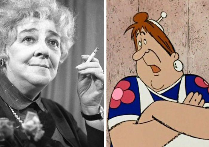 Люди, которые озвучивают мультфильмы, похожи на своих героев (19 фото)