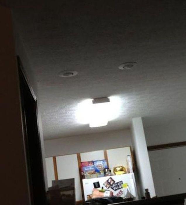 Крутые фотоиллюзии, которые получились случайно. Часть 12 (41 фото)