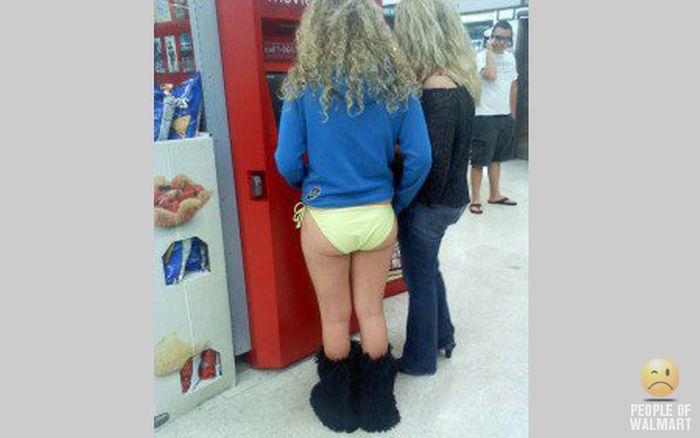 Смешные люди из супермаркетов. Часть 26 (40 фото)