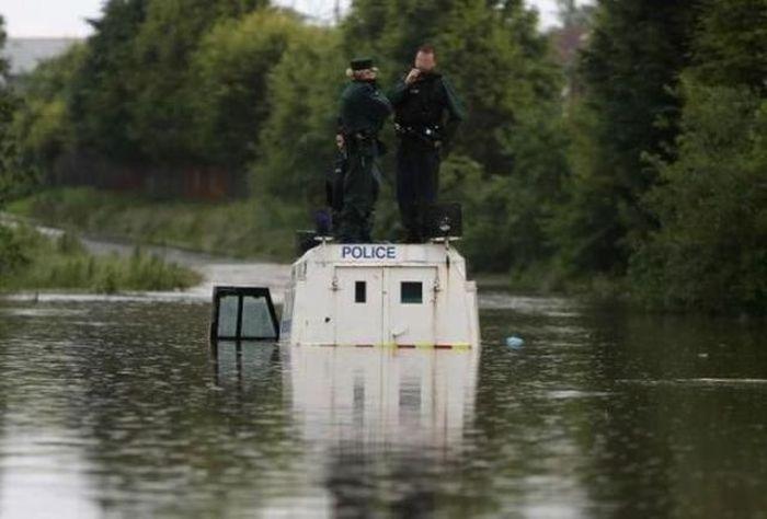 Полицейские приколы (50 фото)