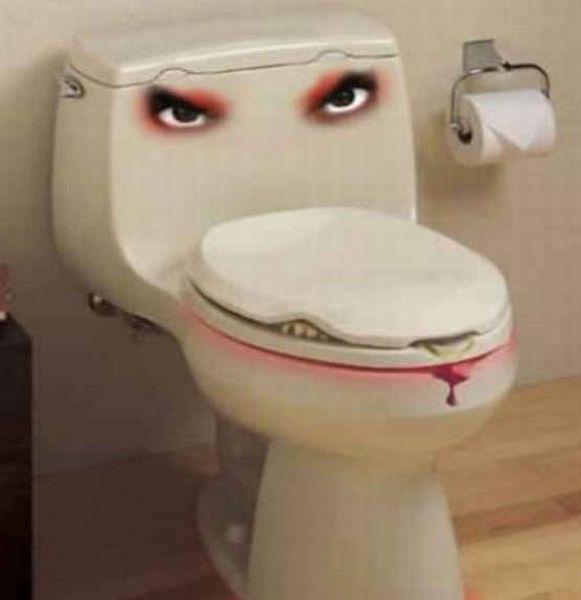 Прикольные и забавные туалеты