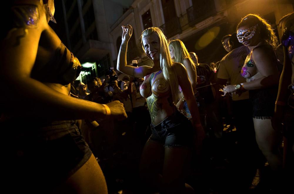 как развлекается молодежь в бразилии путин