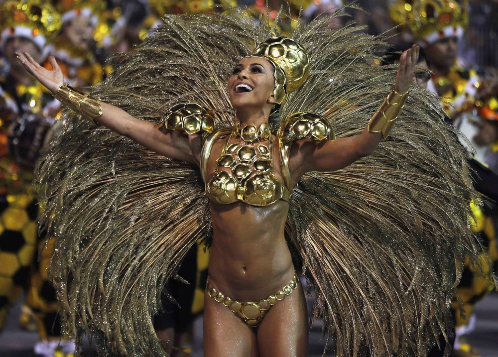 Бразильские женщины серии