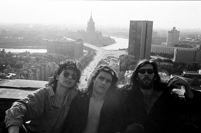 Рок-звезды Советской эпохи (40 фото)