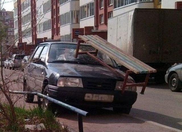 Такое возможно только в России ! :)