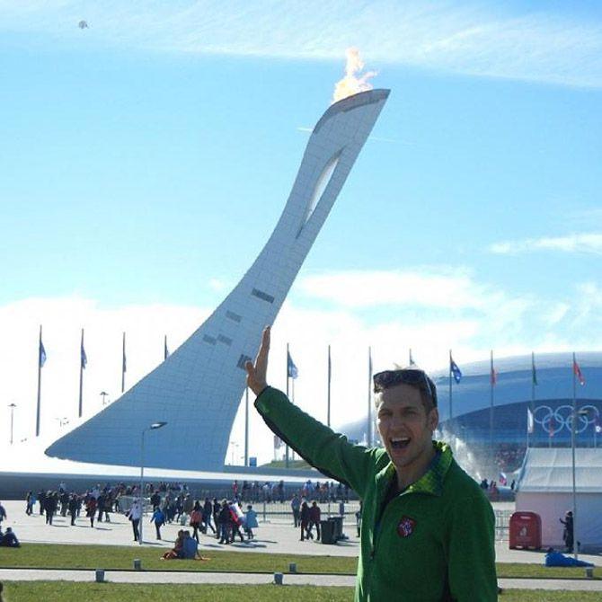 Фотографии Олимпийских спортсменов в Инстраграме (41 фото)