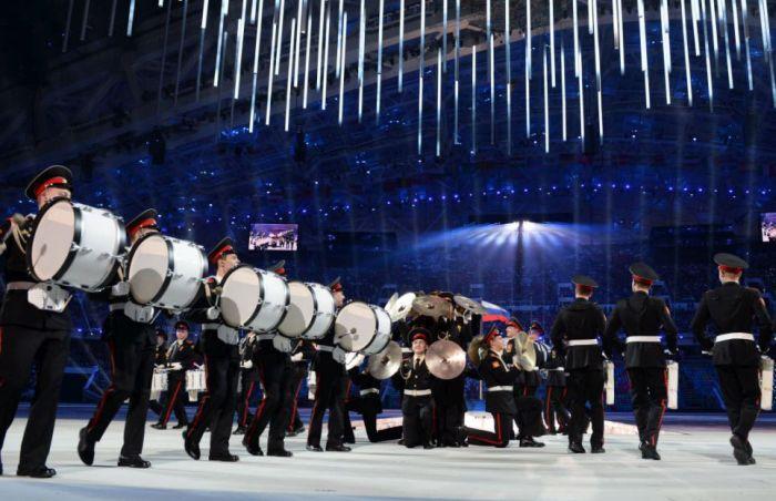 Олимпиада в Сочи 2014. Церемония закрытия игр (57 фото)