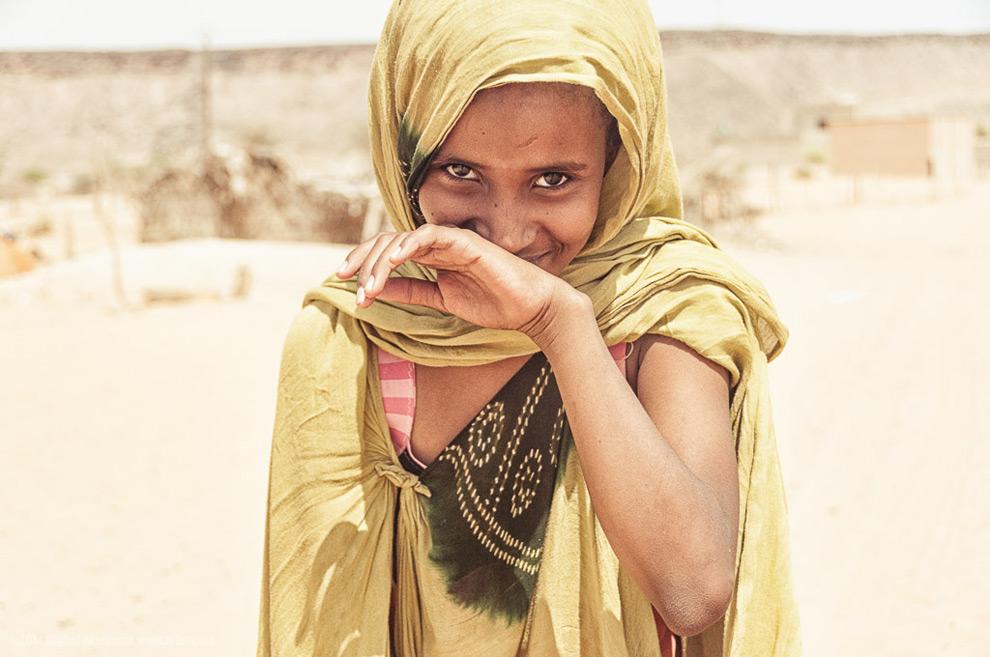 Путешествие по Мавритании Михал Huniewicz