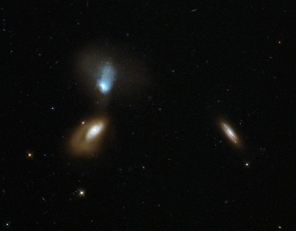 Самые последние фотографии телескопа Хаббл-10