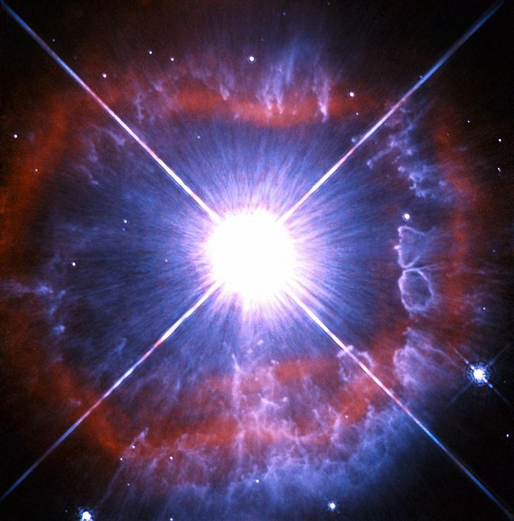 Самые последние фотографии телескопа Хаббл-4