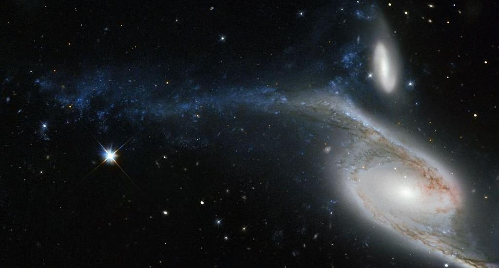 Самые последние фотографии телескопа Хаббл-6