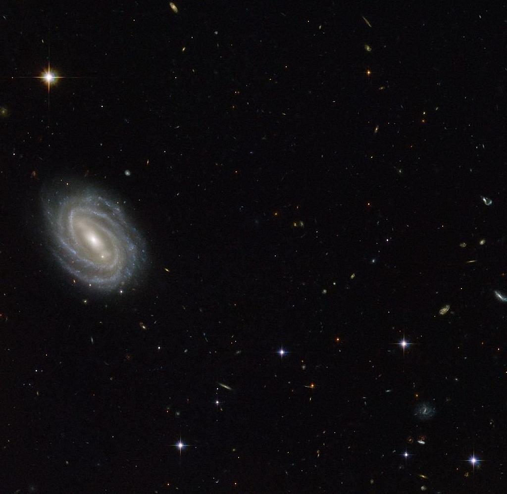 Самые последние фотографии телескопа Хаббл-8
